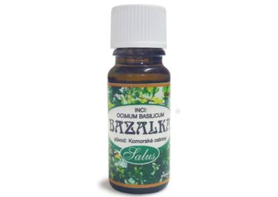 Bazalkový olej