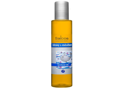 Sprchový olej pre deti