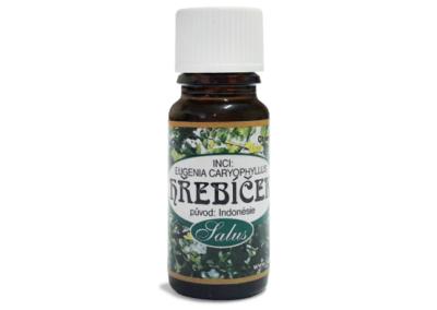 Klinčekový olej – 2,52 €