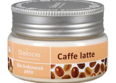 Kokosový olej Caffe latte
