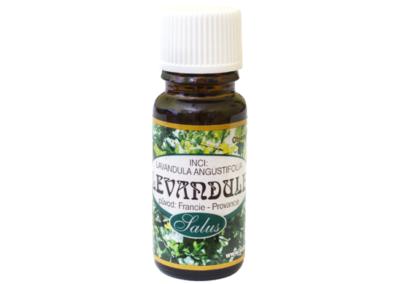 Levanduľový olej – 3,37 €