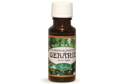 Olej z geránia – 3,56 €