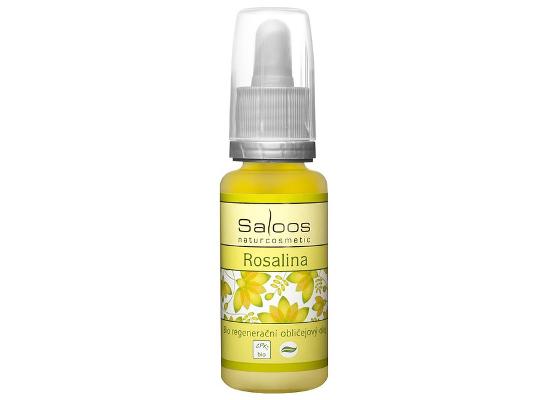 Čajovníkový pleťový olej rosalina
