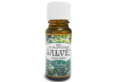 Šalviový olej – 3,43 €