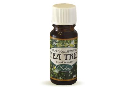 Tea tree olej – 3,56 €