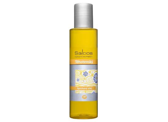 Tehotenský sprchový olej