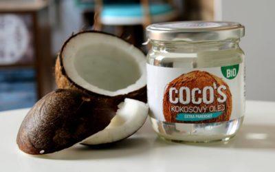 Kokosový olej – top 10 zdravotných benefitov
