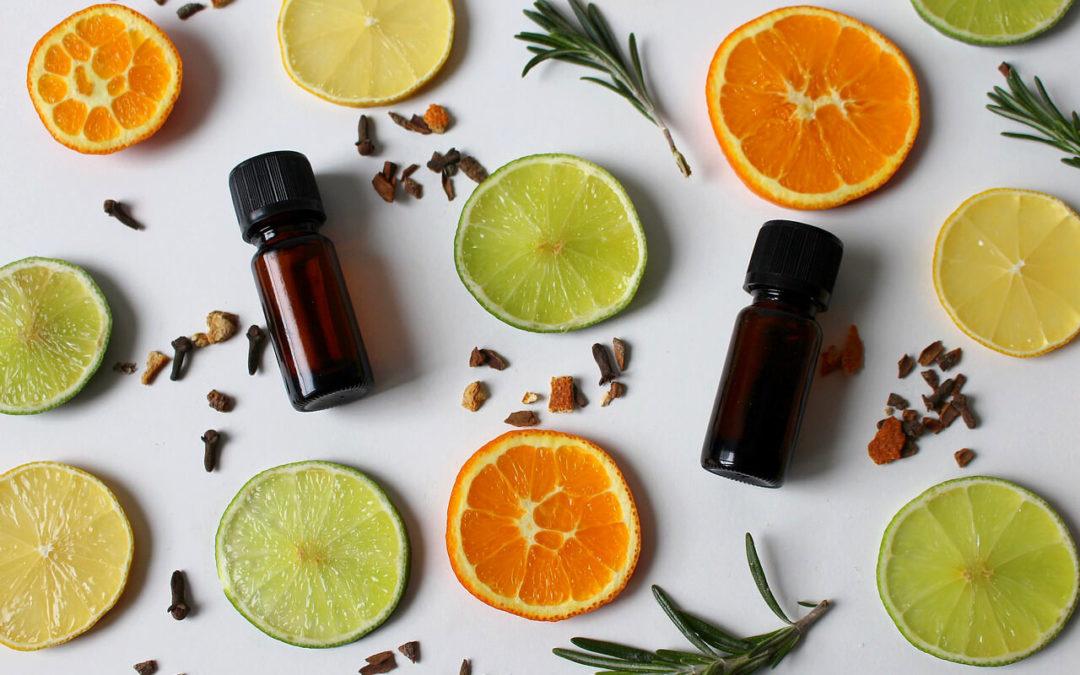 Ako používať esenciálne oleje