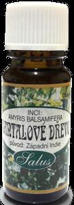 olej santalové drevo Salus