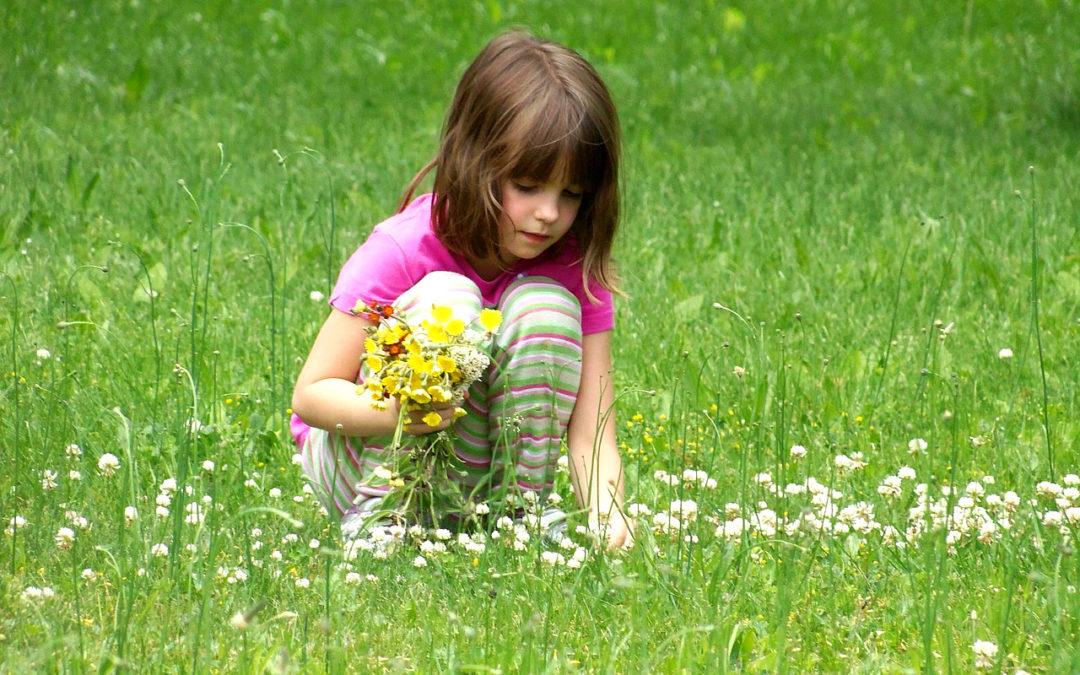 Éterické oleje bezpečné pre deti