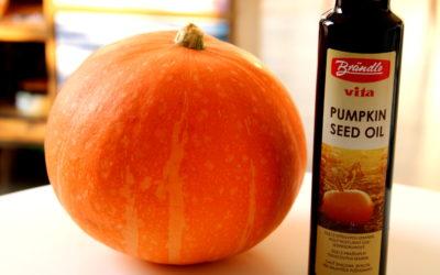 Tekvicový olej na prostatu a zdravie srdca – účinky a použitie