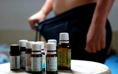3 Esenciálne oleje na podporu chudnutia