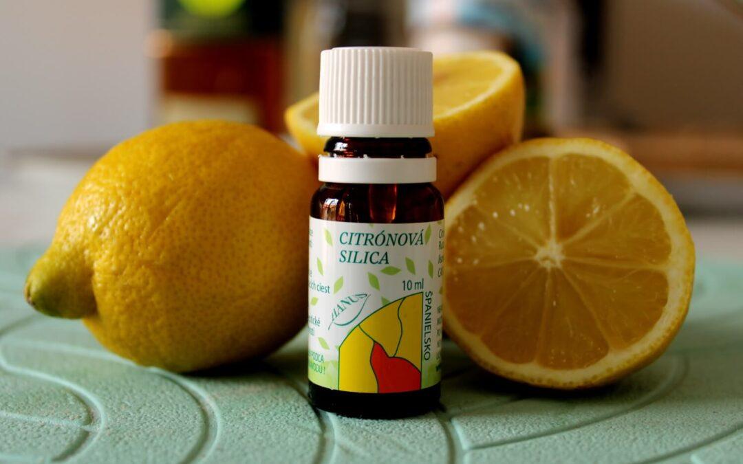 Citrónový olej – účinky plus 16 tipov na domáce použitie