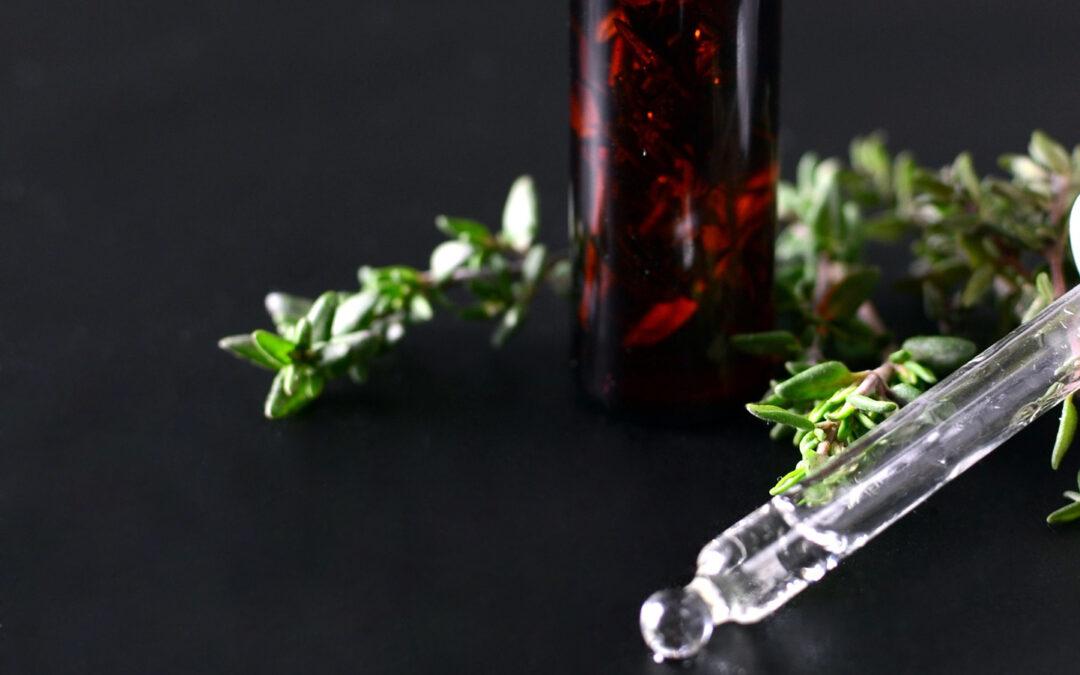 Tymiánový olej na boj proti infekciám – účinky a použitie