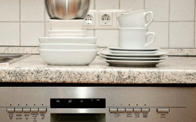 Domáci čistiaci prostriedok do umývačky riadu