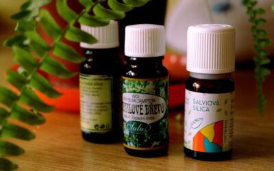 3 Esenciálne oleje na prirodzenú rovnováhu hormónov