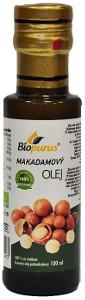 makadamiový olej biopurus