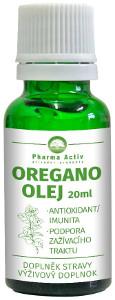 oreganový olej Pharma activ